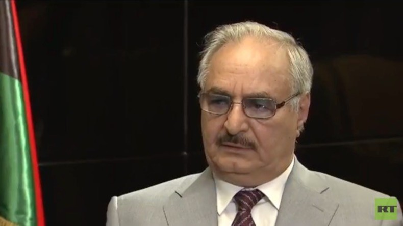 Chaos in Libyen: General Haftar sucht international nach Unterstützung