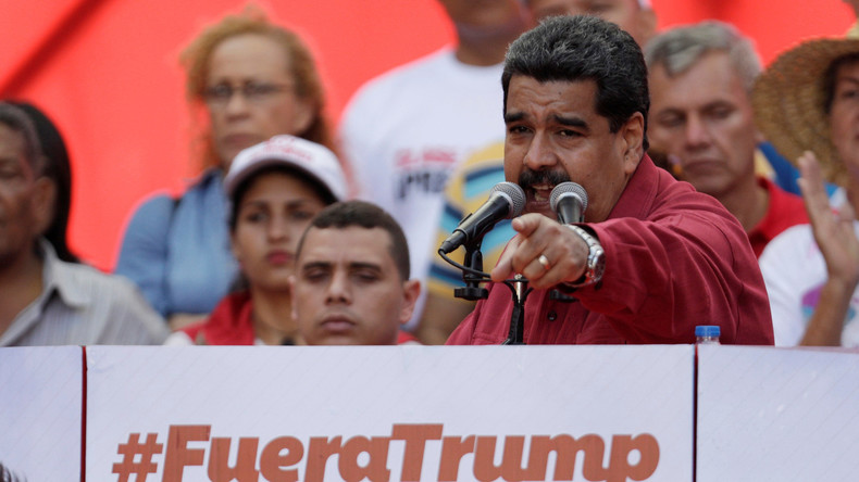 Regierungen in Lateinamerikas gegen US-Intervention - Regionalwahlen in Venezuela vorverlegt