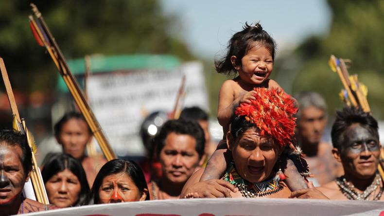 Ureinwohner feiern: Gericht stärkt Schutzgebiete in Brasilien