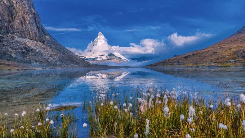 AfD ruft Deutsche irrtümlich auf, sich schweizerischen Berg zurückzuholen