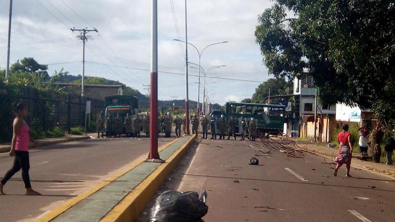 37 Tote bei Meuterei im Gefängnis in Venezuela