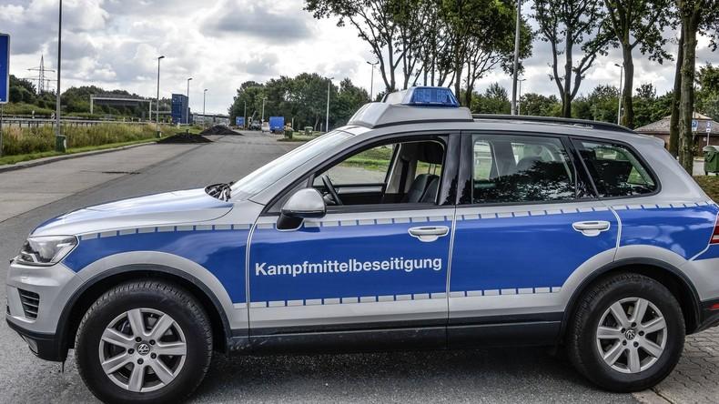 Knapp 20.000 Menschen wegen Weltkriegsbombe in Niedersachsen evakuiert