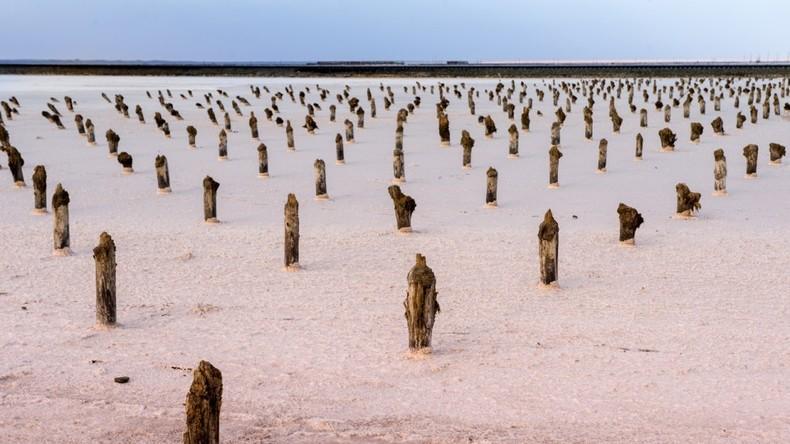 Der Baskuntschak-See - Russlands Totes Meer