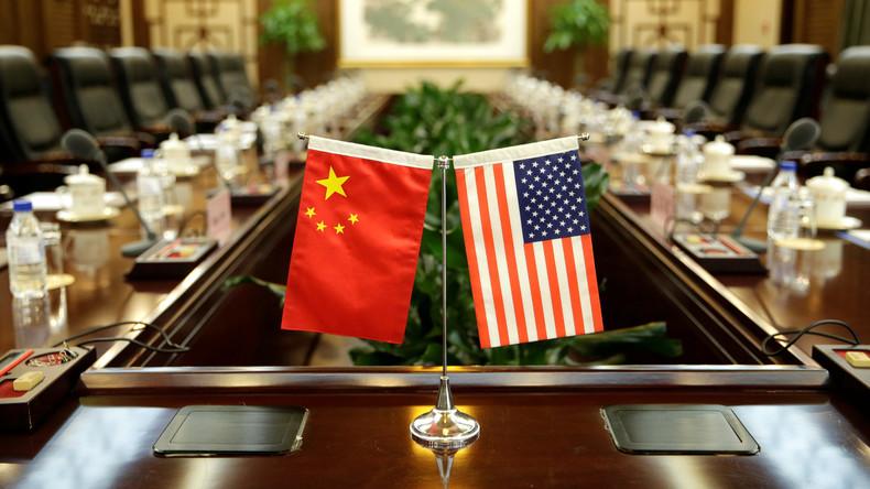 Berater von Donald Trump: USA führt Wirtschaftskrieg gegen China