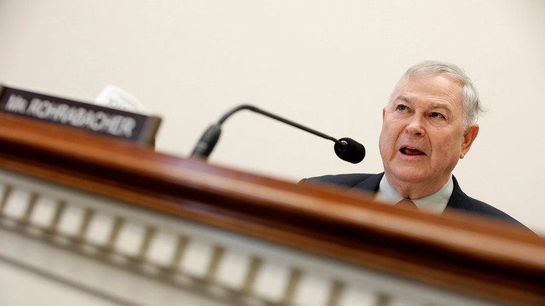Nach Treffen mit Assange: US-Kongressabgeordneter will Trump persönlich informieren