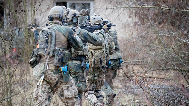 Extremismus-Verdacht: Deutsche Behörden ermitteln gegen KSK-Elitesoldaten