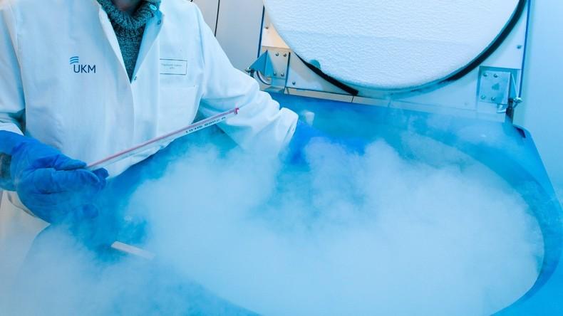 Nächster Schritt im Kampf gegen Tod - Erste Kryokonservierung ganzen menschlichen Körpers in China