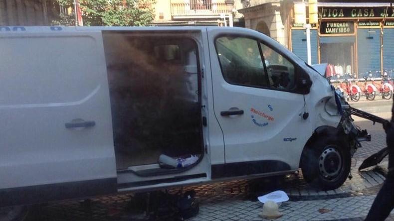 Terrorangriff in Barcelona mit 13 Toten und 100 Verletzten  [LIVE-TICKER]