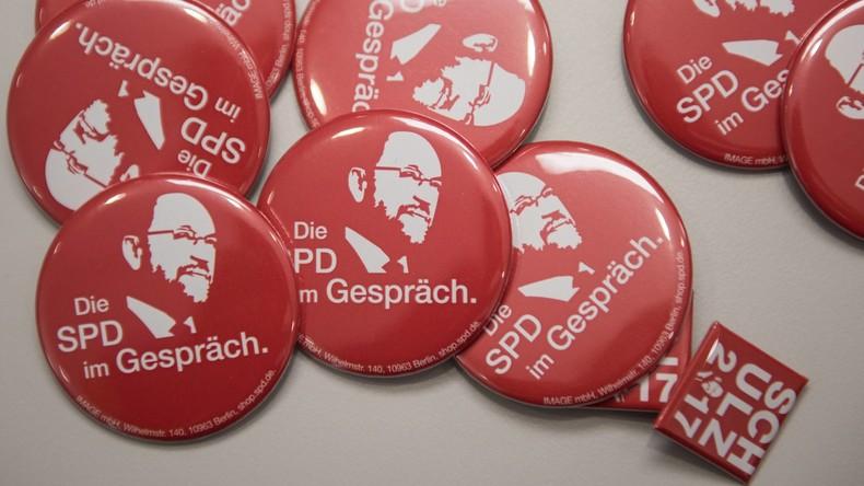 Kanzlerkandidat Schulz: Drei bis fünf Milliarden mehr brauchen wir für Bundeswehr
