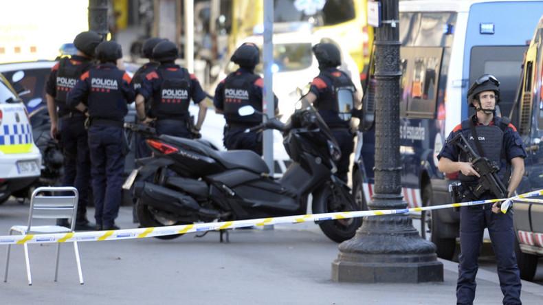 Geheimdienste warnten angeblich vor Anschlag in Barcelona