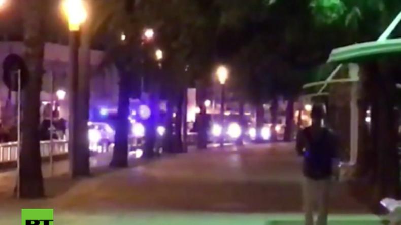 Katalanische Polizei erschießt fünf mutmaßliche Terroristen nach Barcelona-Anschlag