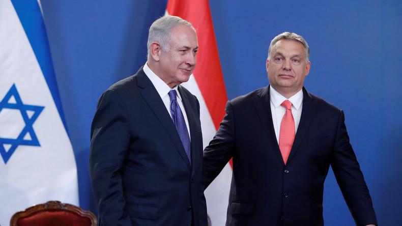 Ein nicht so ferner Vergleich zwischen Israel und Ungarn