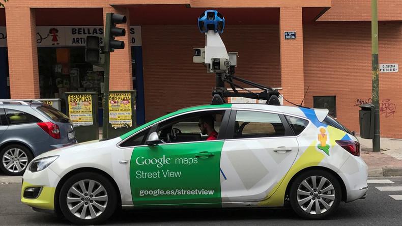 Street-View auf Russisch: Wie man aus einem VW-Minivan einen urbanen Datenscanner macht
