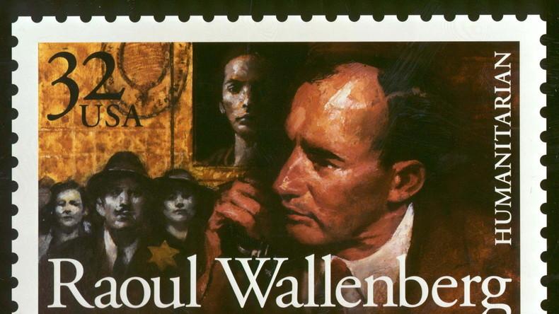 """Fall um das Verschwinden des """"schwedischen Oskar Schindler"""" wird in Russland wiederaufgenommen"""