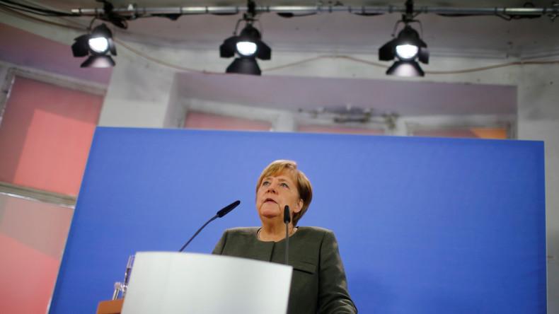 Merkel verbittet sich Erdogan-Einmischung in Bundestagswahl