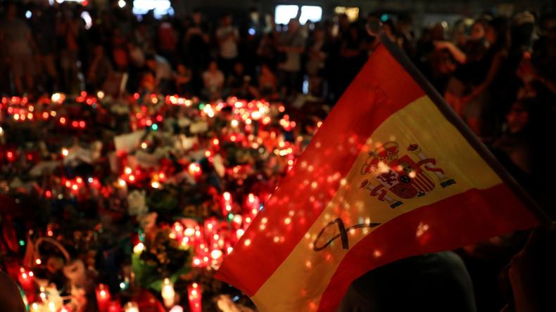 Zwei Deutsche ringen nach Terroranschlag mit dem Tod