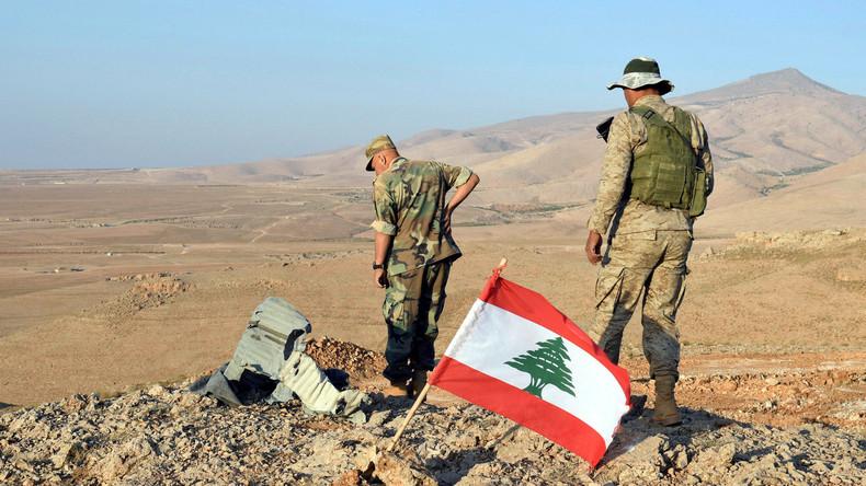 Libanons Armee beginnt Offensive gegen IS an Syriens Grenze