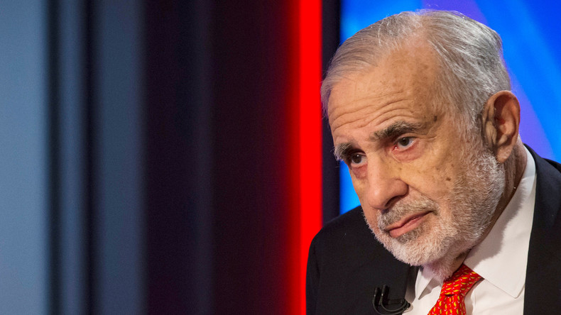 Donald Trumps Regulierungsberater Carl Icahn quittiert seinen Dienst