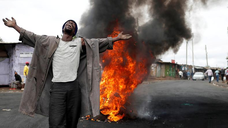 Kenias Opposition legt Einspruch gegen Präsidentenwahl ein