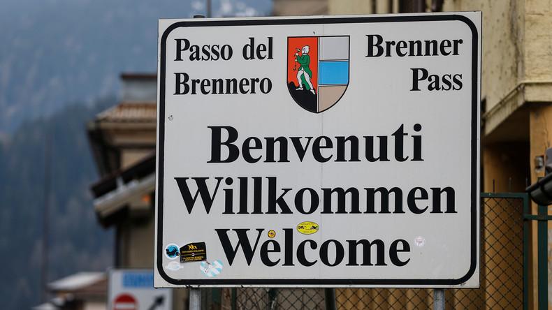 Österreichische Soldaten verstärken Kampf gegen illegale Migration in Tirol
