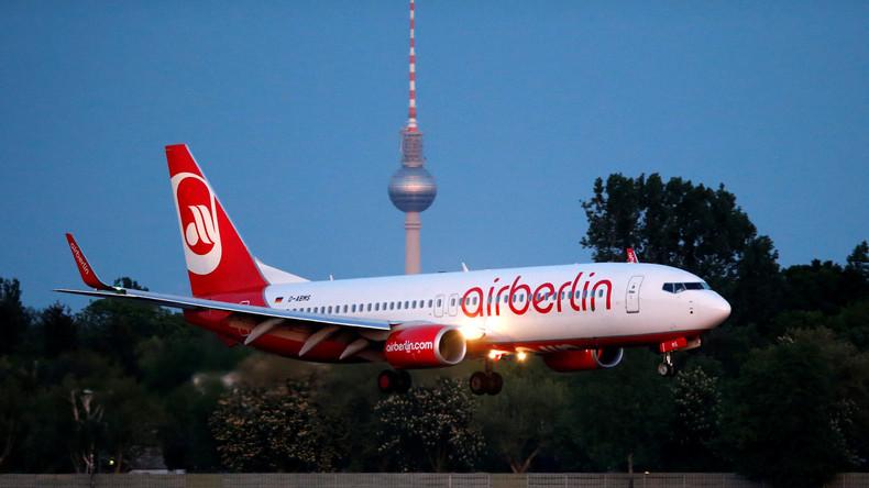 Bonusprogramm von Air Berlin wird ausgesetzt