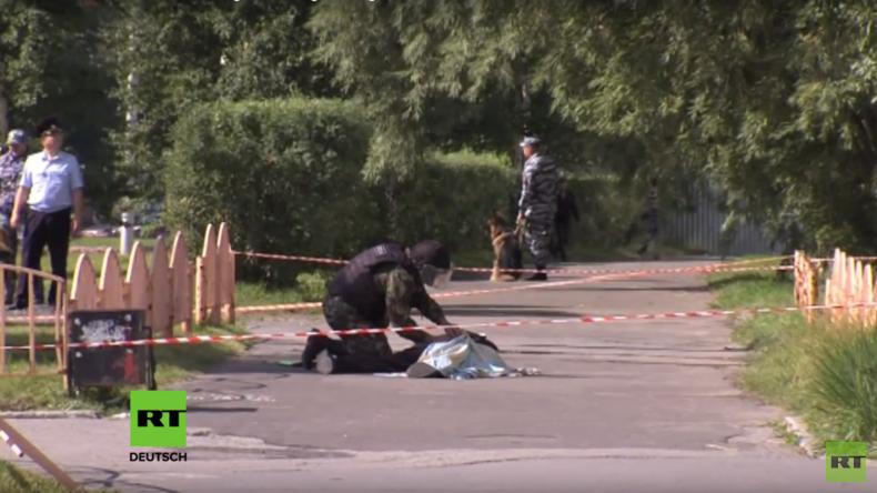 Sieben Verletzte bei Messerangriff in Surgut - Angreifer erschossen