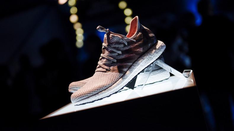 """Schuhe aus dem 3D-Drucker: Adidas fährt Produktion in """"Speedfactory"""" hoch"""