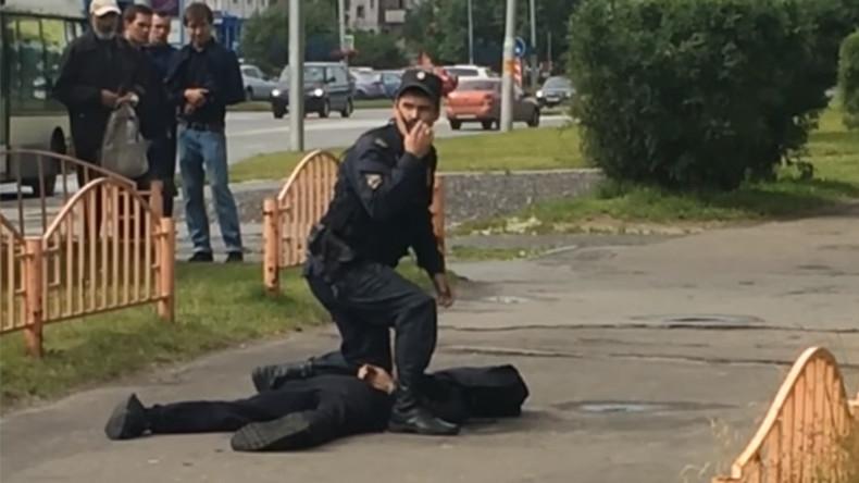 Russische Ermittler untersuchen Messerattacke in Surgut- kein Terror