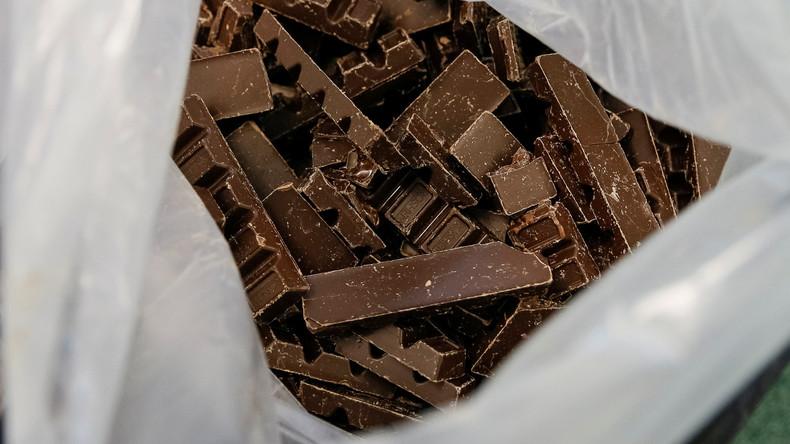 Schokolade rettet Leben: 74-jähriger Japaner hält dank Süßigkeit eine Woche im Gebirge durch