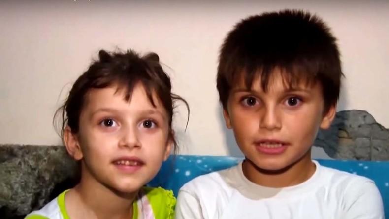 """IS-Waisenkinder aus dem Irak: """"Ali, wir warten auf dich!"""""""