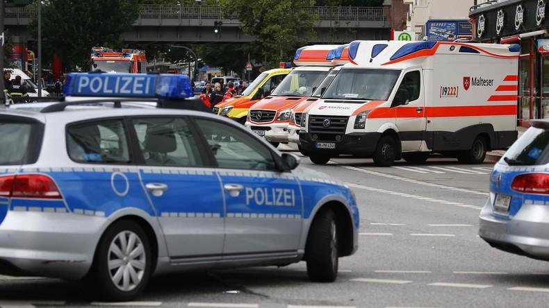 Neun Verletzte durch Rauchbombe auf kurdischer Veranstaltung in Berlin-Spandau