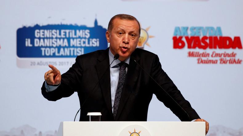 Verletzte Souveränität? - Scheinheilige Entrüstung gegen Erdogans Wahlempfehlung
