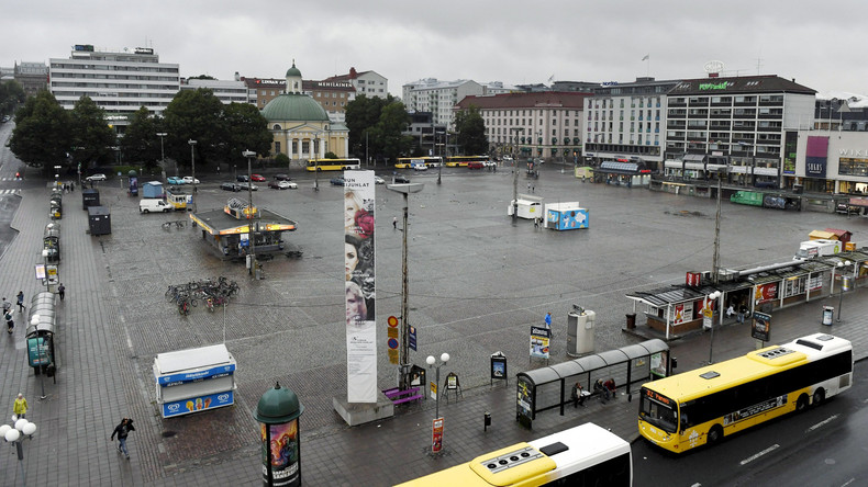 Finnisches Gericht nennt Namen des Messerstechers von Turku – Ermittlung wegen Terrorverdachts