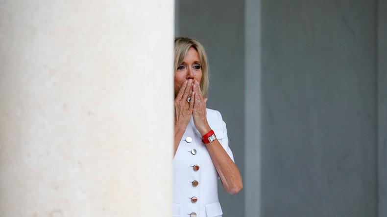 """Brigitte Macron erhält doch Status einer """"Première Dame"""""""