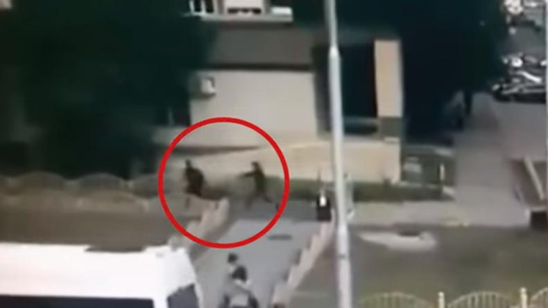Russland: Polizisten erschießen Messerstecher im sibirischen Surgut