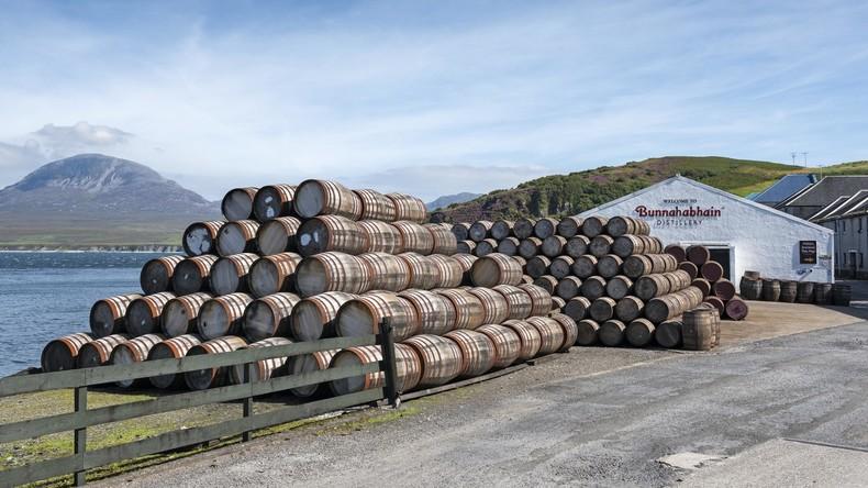 Export von Fisch und Whisky aus Großbritannien erreicht Rekordhoch