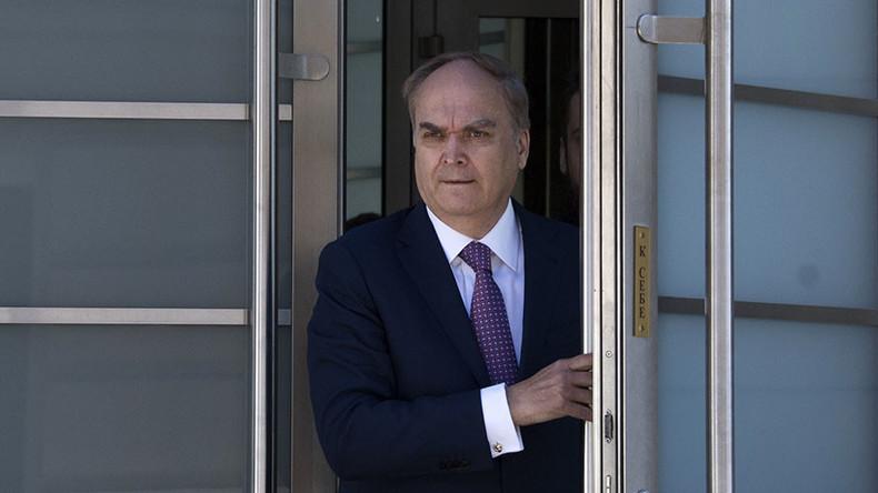 USA bekommen neuen russischen Botschafter
