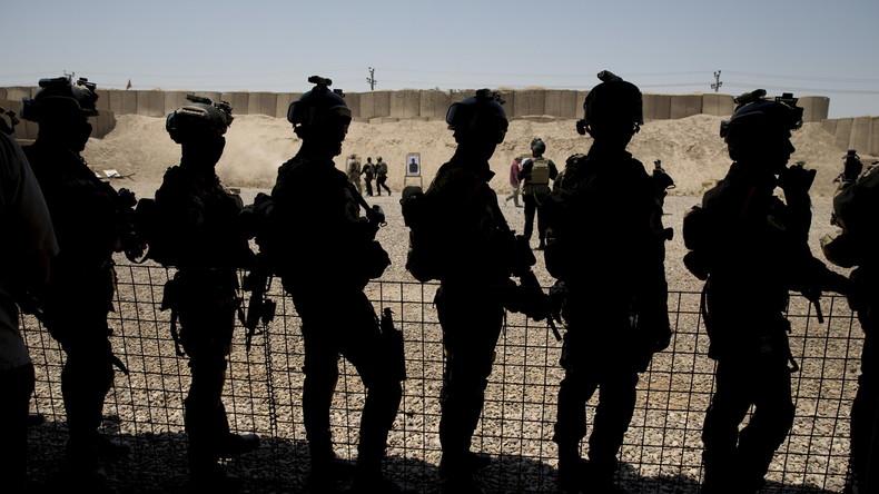 Syrien: Widersprüchliche Äußerungen über Verbleib von US-Truppen nach Sieg über IS