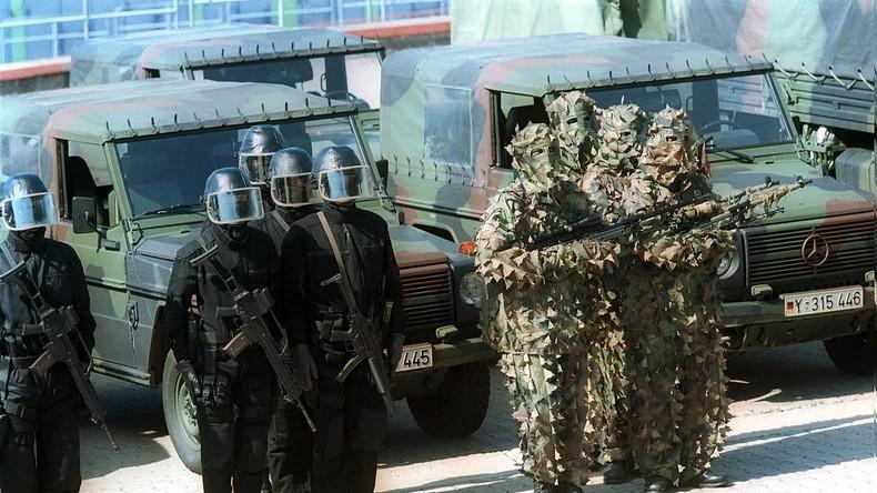 Kommando Spezialkräfte: Eine rechtsextreme Truppe?
