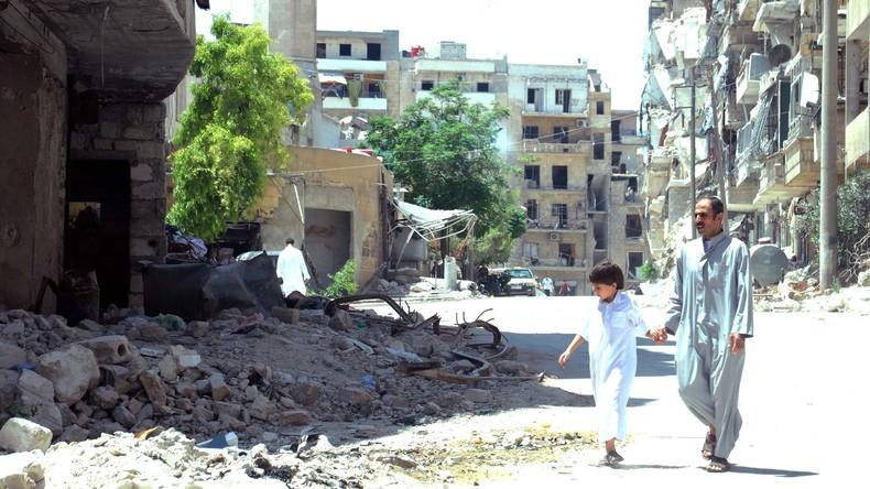 Russischer Generalstab: Syrische Provinz Aleppo komplett von IS-Kämpfern befreit