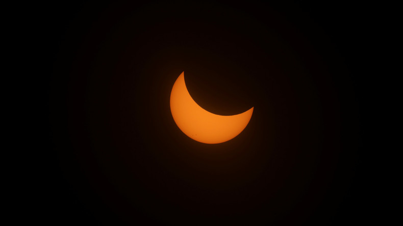 Spektakuläre Sonnenfinsternis in USA [LIVESTREAM]