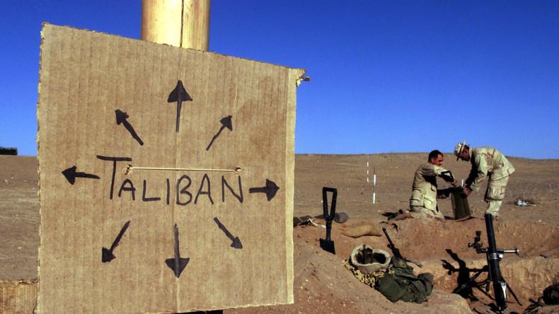 Taliban zu Trumps Afghanistan-Bekanntgabe: Dschihad bis der letzte US-Soldat Afghanistan verlässt