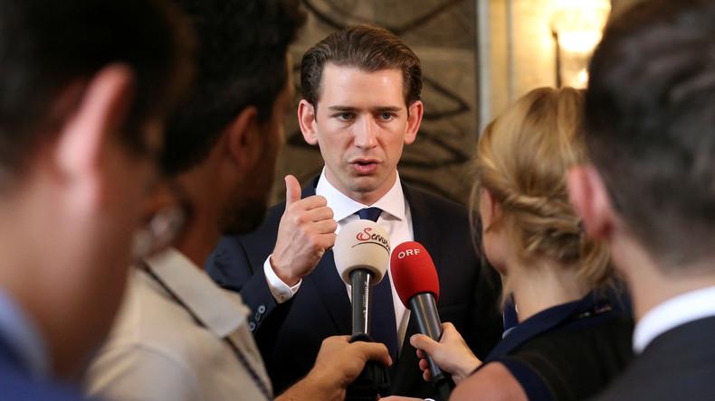 """Österreich warnt vor türkischem und saudischem Einfluss im Balkan: """"Zahlen fürs Verschleiern"""""""