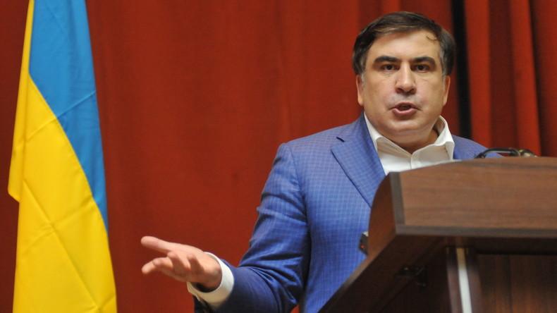 Staatenlos und unerwünscht: Saakaschwilli plant dennoch Rückkehr in die Ukraine