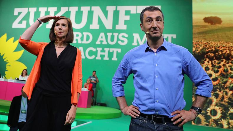 Partei-Dossier zu Bündnis 90/Die Grünen