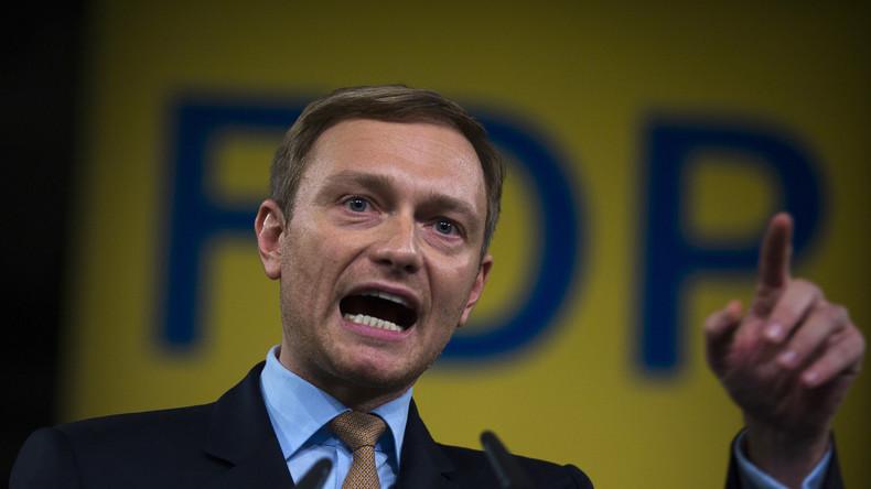 Partei-Dossier zur FDP