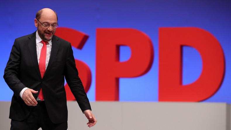 Partei-Dossier zur SPD