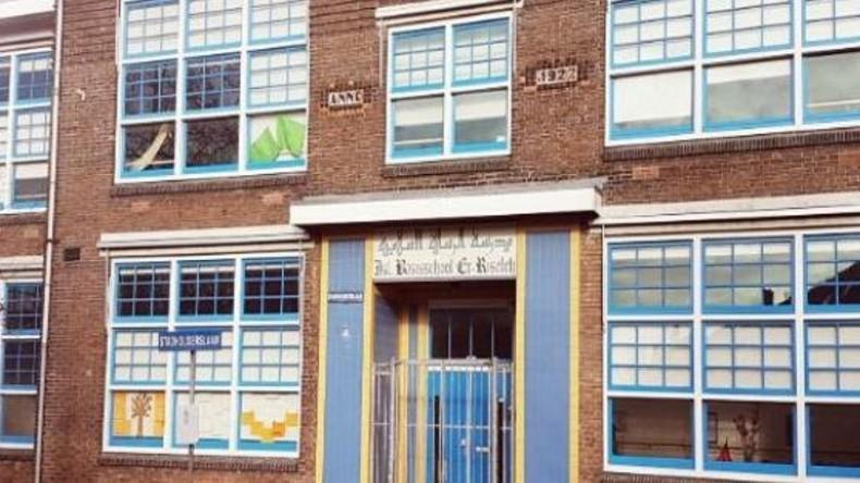 Niederländische Pegida sperrt islamische Grundschule ab