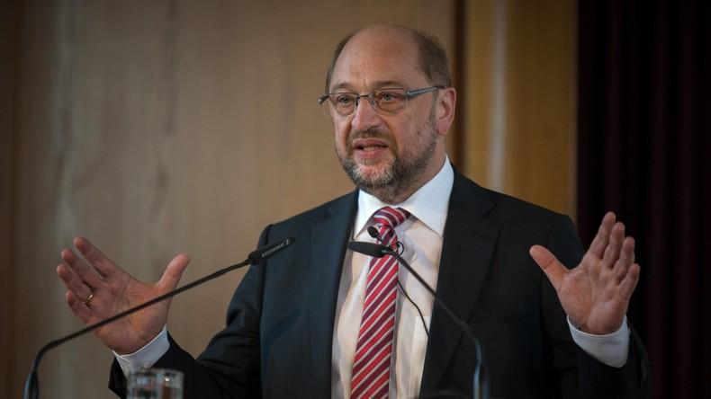 SPD im Wahlkampfmodus: Kanzlerkandidat Schulz fordert Abzug von US-Atomwaffen aus Deutschland