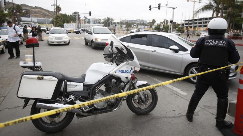 Mexiko: Zehn Morde an Journalisten seit Jahresbeginn